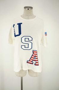 ボートメイクニュークローズ VOTE MAKE NEW CLOTHES クルーネックTシャツ サイズSMALL メンズ 【中古】【ブランド古着バズストア】