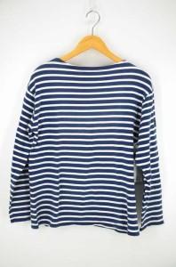 セントジェームス SAINT JAMES ボートネックTシャツ サイズ表記無 メンズ 【中古】【ブランド古着バズストア】