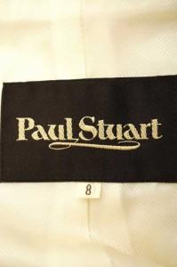 Paul Stuart(ポールスチュアート) - サイズ[8] レディース ピーコート 【中古】【ブランド古着バズストア】【091017】