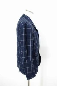スティーブンアラン Steven Alan テーラードジャケット サイズL メンズ 【中古】【ブランド古着バズストア】