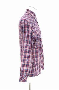 ラングラー Wrangler シャツ サイズM メンズ 【中古】【ブランド古着バズストア】