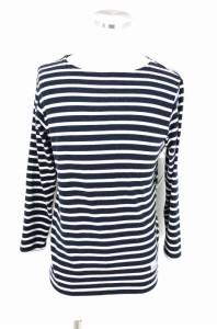 テンプテーション Temptation ボートネックTシャツ サイズJPN:M メンズ 【中古】【ブランド古着バズストア】