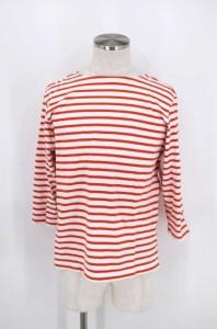 リビングコンセプト LIVING CONCEPT ボートネックTシャツ サイズJPN:2 メンズ 【中古】【ブランド古着バズストア】