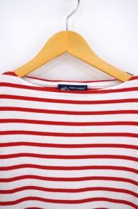 セントジェームス SAINT JAMES ボートネックTシャツ サイズEUR:38 レディース 【中古】【ブランド古着バズストア】