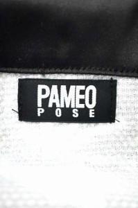 Pameo Pose(パメオポーズ) NAUGHTY BOY SHIRTS サイズ[F] レディース シャツ・ブラウス 【中古】【ブランド古着バズストア】【181117】