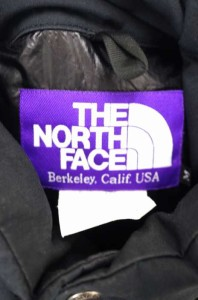 ノースフェイスパープルレーベル THE NORTH FACE PURPLE LABEL ダウンベスト サイズM メンズ 【中古】【ブランド古着バズストア】