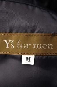 ワイズフォーメン Y's for men テーラードジャケット サイズM メンズ 【中古】【ブランド古着バズストア】