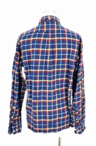 ガントラガー GANT Rugger ネルシャツ サイズ表記無 メンズ 【中古】【ブランド古着バズストア】