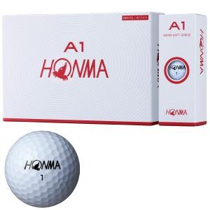 本間ゴルフ HONMA A1 ボール