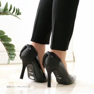 結婚式 パンプス ハイヒール ピンヒール ポインテッドトゥ ヒール10cm プラチナドゥ Platino deux (3298) 美脚 靴 【送料無料】