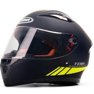 """""""バイク ヘルメット YEMA 832 フルヘルメット ジェットヘルメット 6カラー 男女兼用 Bike Helmet"""""""