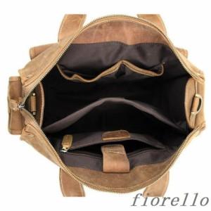 ビジネスバッグ バッグ ブリーフケース 通勤 カジュアル シザー ショルダーバッグ 本革 アタッシュケース ノート対応 バッグ 鞄 旅行