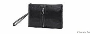 セカンドバッグ メンズ 本革 ビジネス バッグ 鞄 長財布 さいふ 大容量 カジュアル メンズ 多機能 クラッチバッグ 財布 通勤 レザー