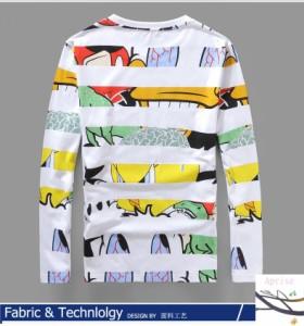 ロンT メンズ Tシャツ モテコーデ 人気 Tシャツ 長袖 トップス 秋冬コーデ 服 プリント 男性