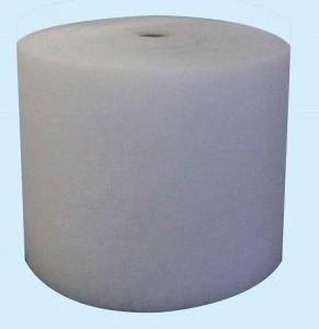 エコフ厚デカ エアコンフィルター  フィルターロール巻き 幅50cm×厚み4mm×30m巻き W-7035 繊維の厚みがレギュラータイプの2倍で埃や