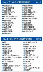キングレコード マンドリンBest100 心の旋律・美しきハーモニー(全100曲CD4枚組 別冊歌詩本付き)