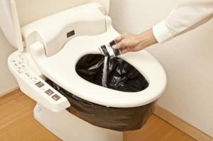 トイレ用凝固剤20回分 54242