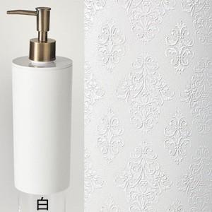 日本製 エストビアンコ 丸型 大 詰替用ディスペンサー エスプリ