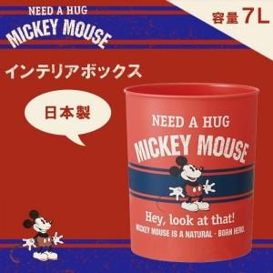 pos.308147 インテリアボックス ミッキーマウス DB7