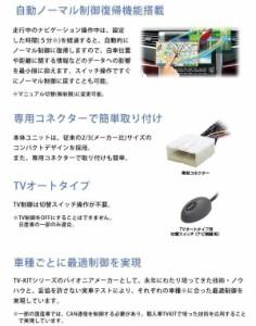 データシステム テレビ&ナビキット TVオートタイプ  ニッサン用 NTN-61A ドライブを楽しみながらスムーズに目的地へ
