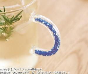 HARIO ハリオ 耐熱ガラス ビーズグラス ラウンド