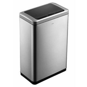 EKO イーケーオー ステンレス製ゴミ箱 ダストボックス ブラヴィア センサービ