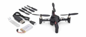 G-FORCE ジーフォース LIVE CAM DRONE ASSEMBLY KIT STD (送信機レス) GB391 DIYドローンキット 自分で作る組み立て式ドローンキット