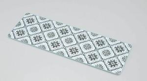 Belca(ベルカ) キッチントッププレート 15×45cm モロッコタイル柄 KTP-MT1545