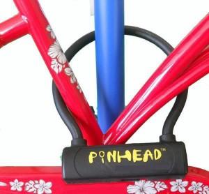 PiNHEAD(ピンヘッド) 自転車用セキュリティグッズ BUBBLE-LOCK WPH113