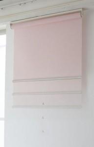 タチカワ TIORIOティオリオ ロールスクリーン遮光2級防炎規格品 巾80×高さ180cm(支社倉庫発送品)