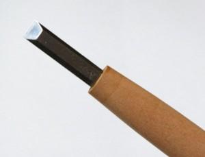 三木章刃物 彫刻刀ハイス鋼 平型 9mm 370907