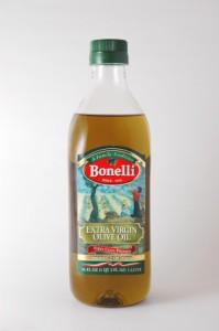 Bonelli ボネリ EXバージンオリーブオイル 1000ml×6(支社倉庫発送品)