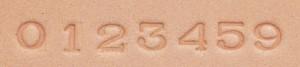 クラフト社 数字刻印棒セット 6mm×6mm  18304 オススメ商品