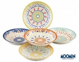 MOOMIN(ムーミン) パスタカレーセット(5枚) MM160-54