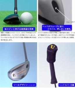 ファンタストプロ TICNユーティリティー 12番 UT-12 短尺 カーボンシャフト ゴルフクラブ(支社倉庫発送品)