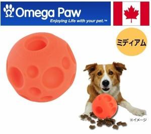 正規輸入品 カナダ Omega Paw社製 トリッキートリートボール ミディアム TTMD