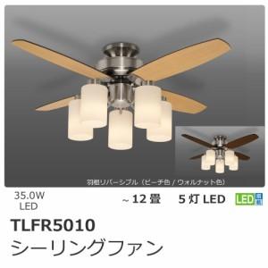 TAKIZUMI(瀧住)シーリングファン LEDタイプ TLFR5010