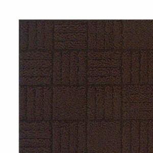 キッチンマット 45×240cm ダース チョコレート