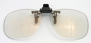 オールタイムサングラス ライトクリップ Movin'HYDE L型(支社倉庫発送品)