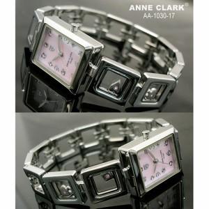 ANNE CLARK ムービングトランプチャームブレス レディースウォッチ AA1030-17(支社倉庫発送品)