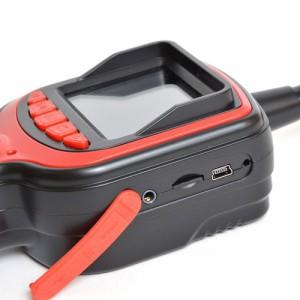 サンコー 9mmデュアルカメラ切り替え工業用内視鏡 DUALCAME2(支社倉庫発送品)