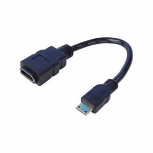 変換名人 miniHDMI変換ケーブル 20 HDMIB-M2G2(支社倉庫発送品)