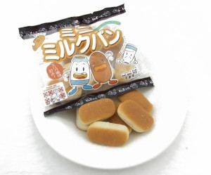 駄菓子屋 ミニミルクパン 30g×30袋入り(支社倉庫発送品)