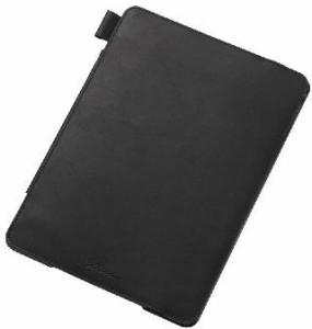 エレコム iPad Air 2用ソフトレザーカバー(4アングルタイプ) TB-A14PLF2BK