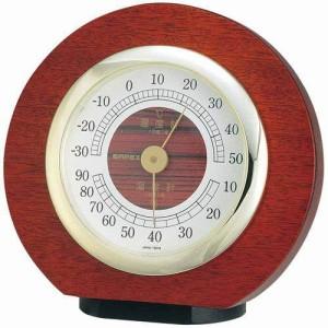 EMPEX 温度・湿度・気圧計 トリオ気象計 置用 BM-633(支社倉庫発送品)