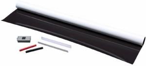 サンワサプライ プロジェクタースクリーン(マグネット式) PRS-WB9012