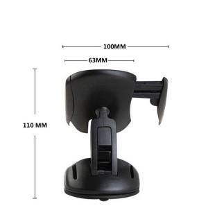 マウス型 スマートフォン スタンド ホルダー