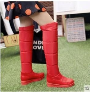 スノーブーツ ロングブーツ レディース 短靴 インヒール 女性用 シューズ フェイクファー通勤通学 厚底 ブーツ ヌバック