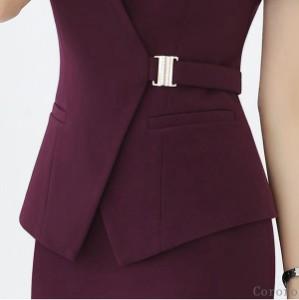 スカートスーツ 大きいサイズ フォーマル シンプル ビジネス 就活 七五三 入園式 セレモニースーツ ベーシック オフィス レディースファ