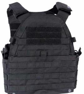 【FLYYE】MOLLE LT6094 Vest BK ベスト サバイバル/ミリタリーFY-VT-M017-BK
